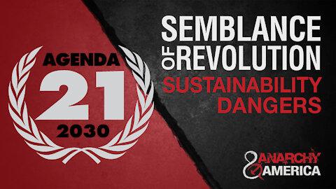 "Create Semblance of Revolution   ""Sustainable Development"""