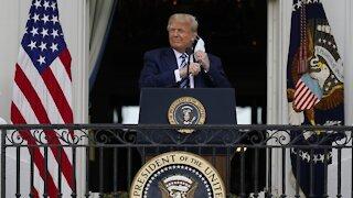 How Pres. Trump's Social Media Helps Spread of False COVID Information