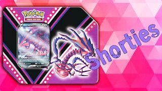 Opening a Pokemon Eternatus V Powers Tin!