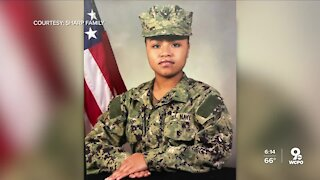 Walnut Hills Naval officer surprises family