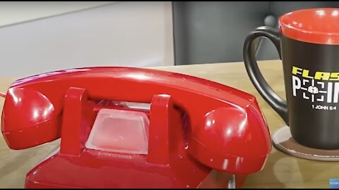 The Red Phone Rings...President Donald J. Trump on FlashPoint *Interview Now Posted*