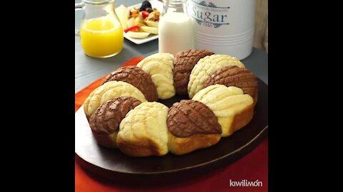 Conchas Ring Cake