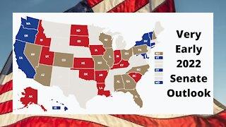 2022 Senate Elections Prediction - May 2021 Edition