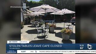 Solana Beach restaurant hit by theft amid pandemic