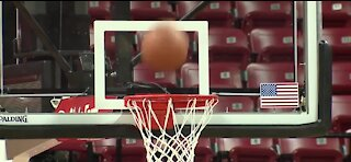 UNLV's head basketball coach resigns to return to Iowa State