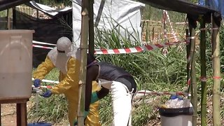 First Urban Case Of Ebola Confirmed In Congo Outbreak