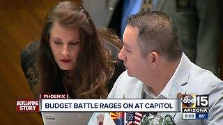 Arizona Legislature prepares to work through Memorial Day holiday to pass budget