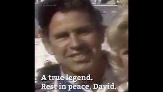 Remembering Late NASCAR Legend David Pearson