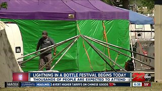 Lightning in a Bottle traffic directions