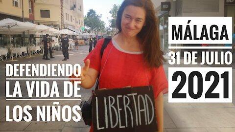 Defendiendo los Derechos de los niños y los Padres en Málaga