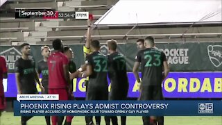 Phoenix Rising plays admist controversy