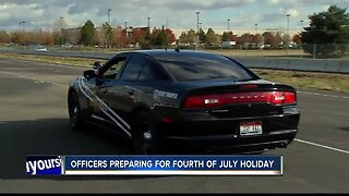 Law enforcement preparing for Fourth of July holiday