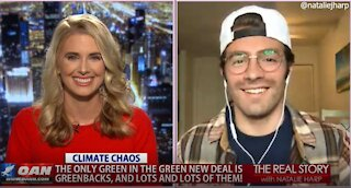 The Real Story - OANN Climate Summit with Will Witt