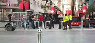 Downtown pedestrian safety project starts today