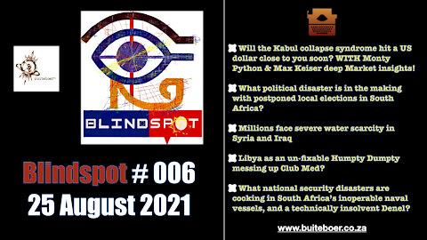 BLINDSPOT #006 - PROMO