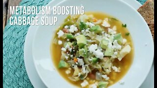 Boosting Cabbage Soup Recipe