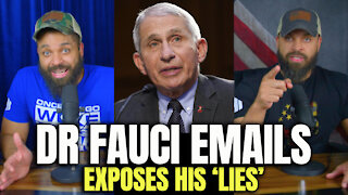 Dr. Fauci Emails Exposes His Lies