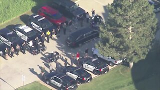 Full procession for Arvada police officer killed in the line of duty