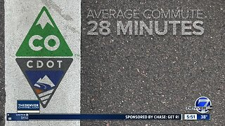 Study finds average commute is 28 minutes