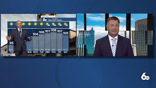 Scott Dorval's Idaho News 6 Forecast - Wednesday 6/23/21