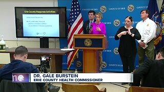 Erie County COVID-19 cases affecting younger population