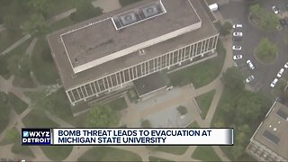 Bomb threat reported on Michigan State University campus