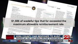 Kern County Fair officials respond to state audit report
