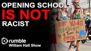 Opening Schools Is NOT Racist | Ep. 5