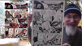 Comic Book Haul #44: Original Art, CGC Graded Golden Age, Romance, Western, Crime, Sports [ASMR]