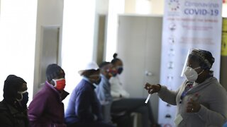 Vaccine Trials Begin In Africa As COVID-19 Worries Mount For Continent