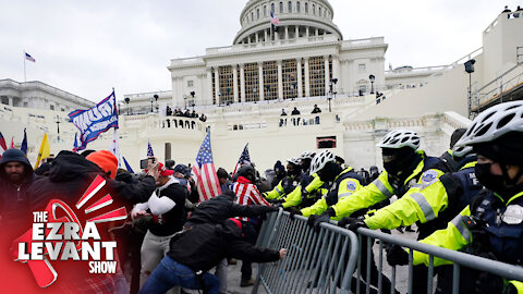 January 6: protest, riot, insurrection, domestic terrorism? Ben Weingarten joins Ezra Levant