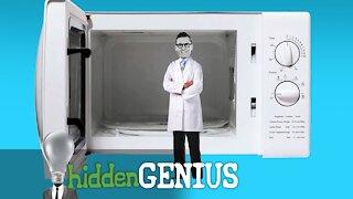 Stuff of Genius: Percy Spencer: Microwave Oven
