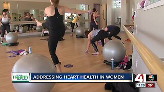 Your Health Matters: Addressing Heart Health in Women
