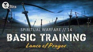 #406 // LANCE OF PRAYER (Live)