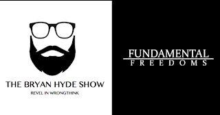 Bryan Hyde Speaks with Fundamental Freedoms