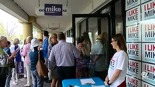 Michael Bloomberg opens campaign office in West Palm Beach