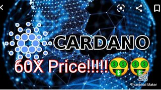 Cardano Price Prediction!!