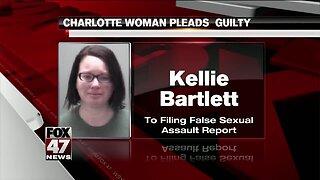 Woman pleads guilty