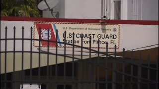 1 person rescued after boat capsizes off Fort Pierce; Coast Guard searching for 6 other people