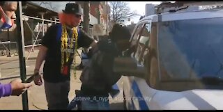 NYPD Cops Harassed While In Their Squad Car