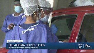 Oklahoma COVID-19 cases