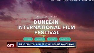 Dunedin International Film Festival begins this weekend