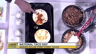 Celebrating National Taco Day