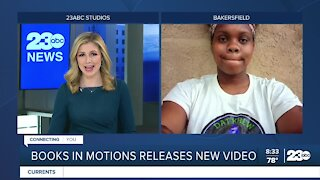 Live interview: Books in Motion