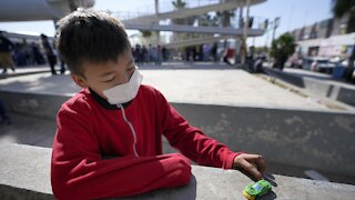 Biden Admin. Criticized Over Emergency Sites For Migrant Children