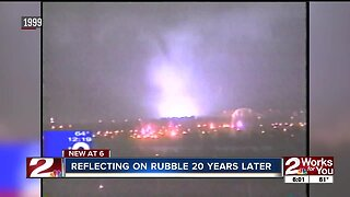 Reflecting on rubble 20 years later