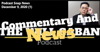 Podcast Commentary And Latest News Today