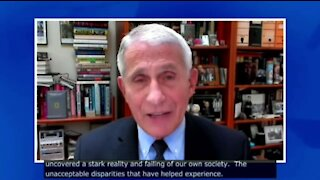 Fauci: COVID Exposed America's Racism
