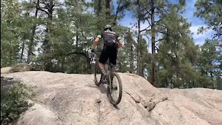 Happy Ending Trail - Prescott National Forest