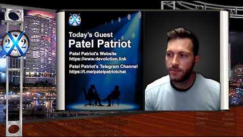 Patel Patriot - The Stage Is Set, In The End The [DS] Will Cease To Exist